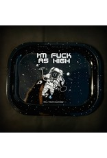 Kill Your Culture Kill Your Culture Rolling Tray - Small Fuck As High