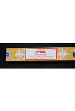 Satya Satya Incense 15g Myrrh