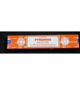 Satya Satya Incense 15g Pyramids