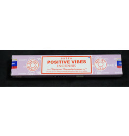 Satya Incense 15g Positive Vibes