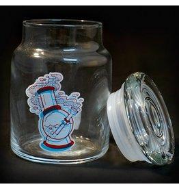 420 Science 420 Science Jars Small 3D Waterpipe Pop Top