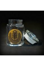 420 Science 420 Science Jars Small Rising Flower Pop Top