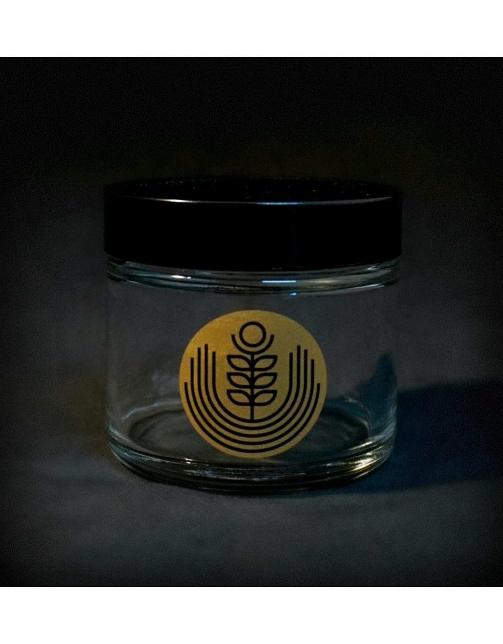 420 Science 420 Science Jars  Small Rising Flower Screw Top