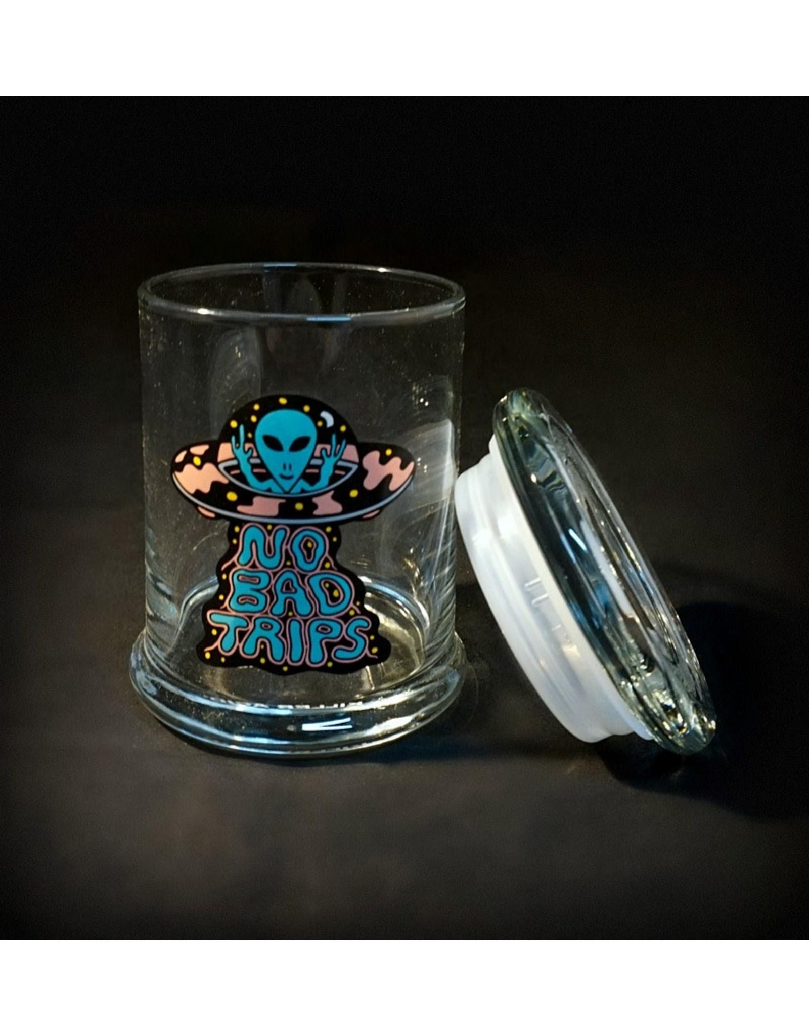 420 Science 420 Science Jars Medium No Bad Trips Pop Top