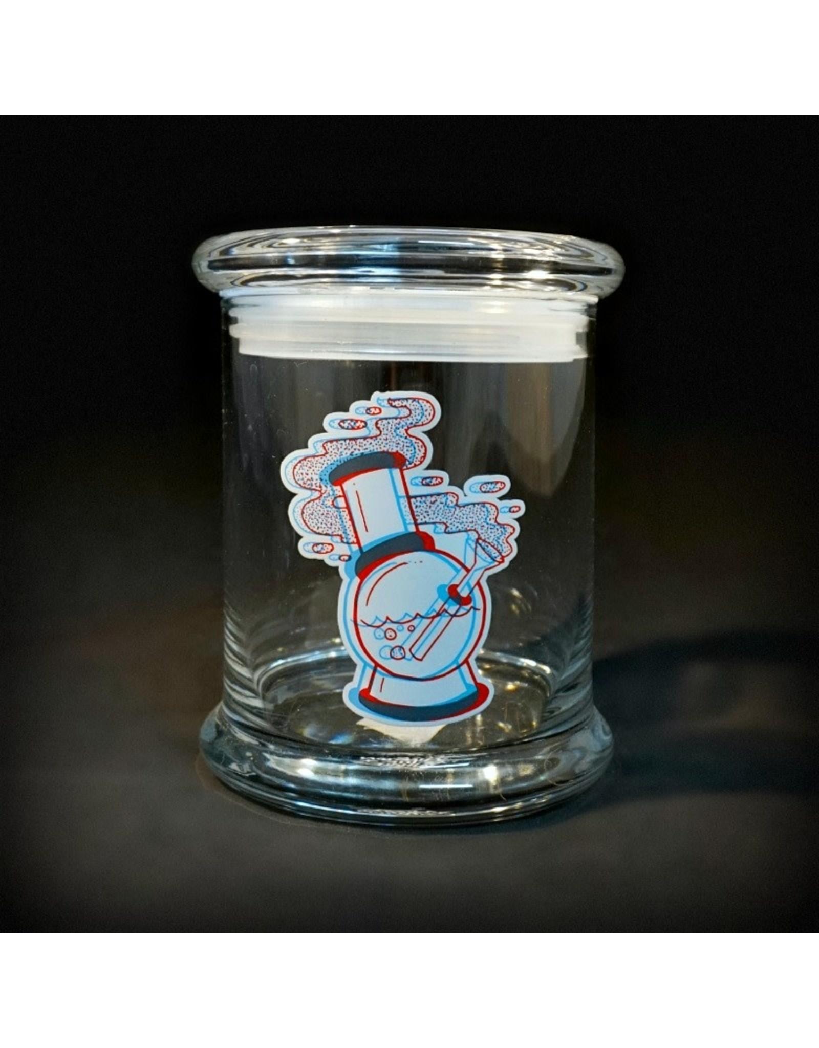 420 Science 420 Science Jars  Large 3D Waterpipe Pop Top