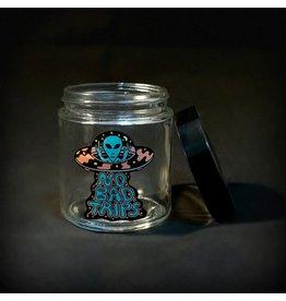 420 Science 420 Science Jars  Medium No Bad Trips Screw Top