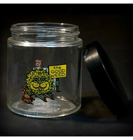420 Science 420 Science Jars Medium The Good Weed Screw Top
