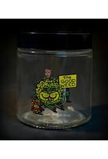 420 Science 420 Science Jars Medium The Good Weed Screw Top