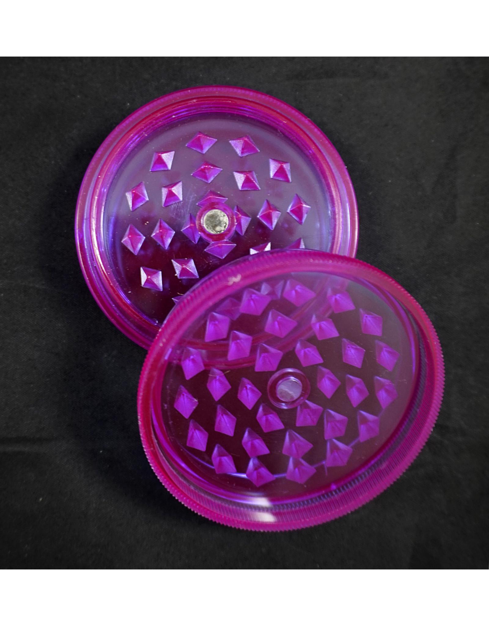 Croc Crusher Croc Crusher Acrylic 2pc Grinder  Purple