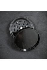 Croc Crusher Croc Crusher Acrylic 2pc Grinder  Black