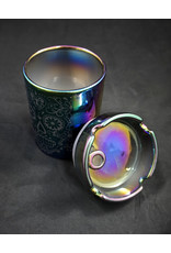 Metallic Rainbow Ashtray Assorted