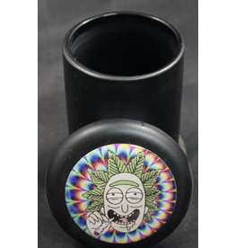 Rick and Morty Ceramic Jars Small -  Rick with Joint
