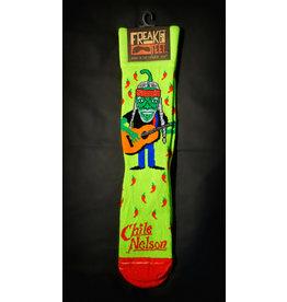 Freaker Socks Chile Nelson