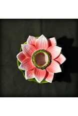 Lotus Flower Backflow Incense Burner