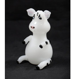 Sitting Cow Hand pipe