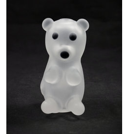 Candy Bear Frosted Hand Pipe