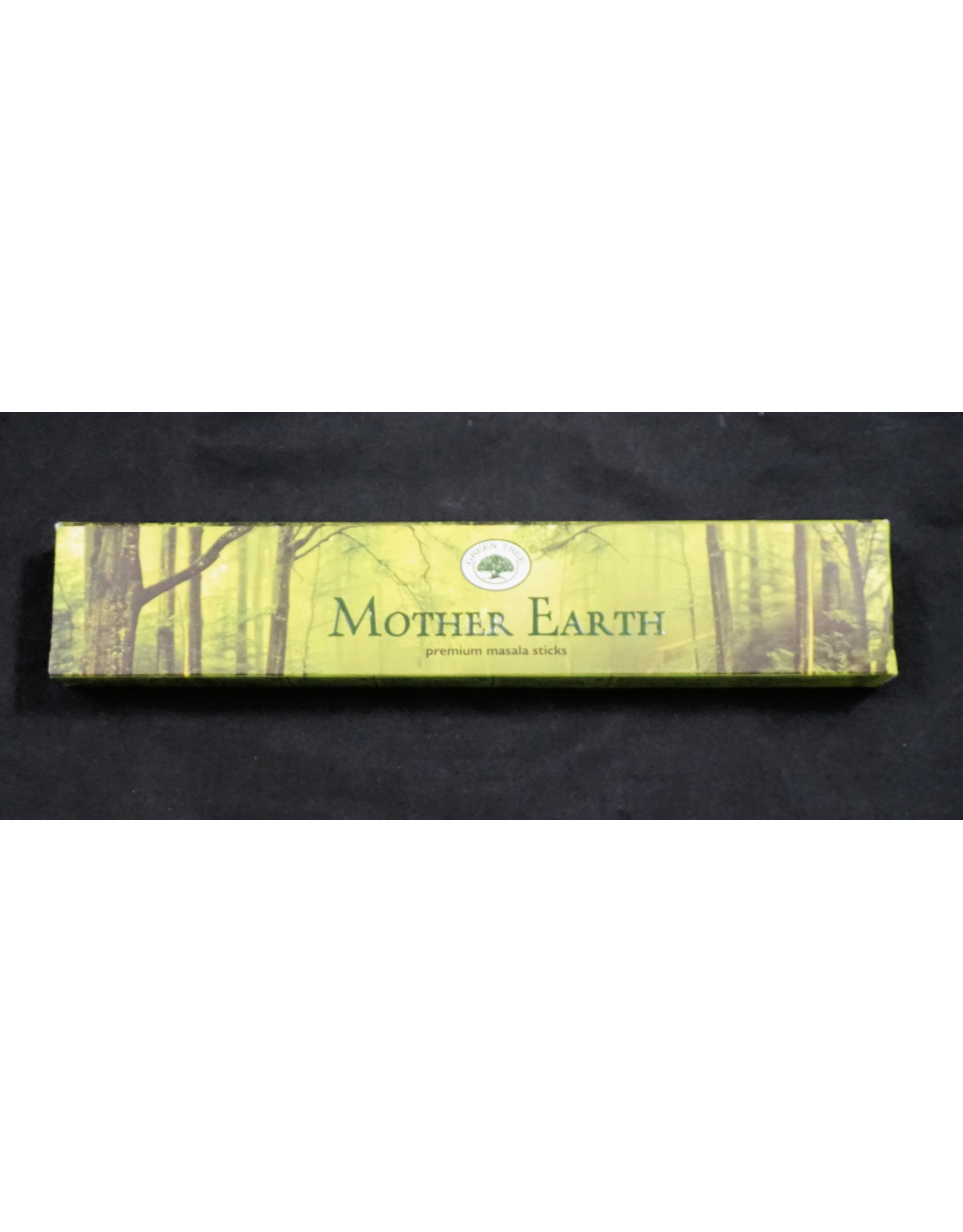 Green Tree Incense 15g - Mother Earth