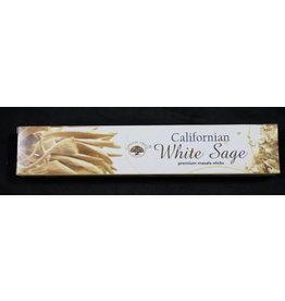 Green Tree Incense 15g - White Sage
