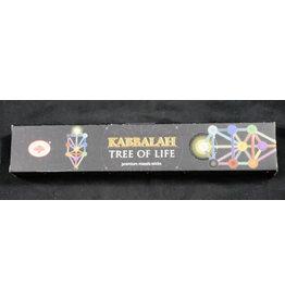 Green Tree Incense 15g - Kabbalah Tree of Life