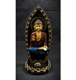 Buddha Enlightenment Incense Burner