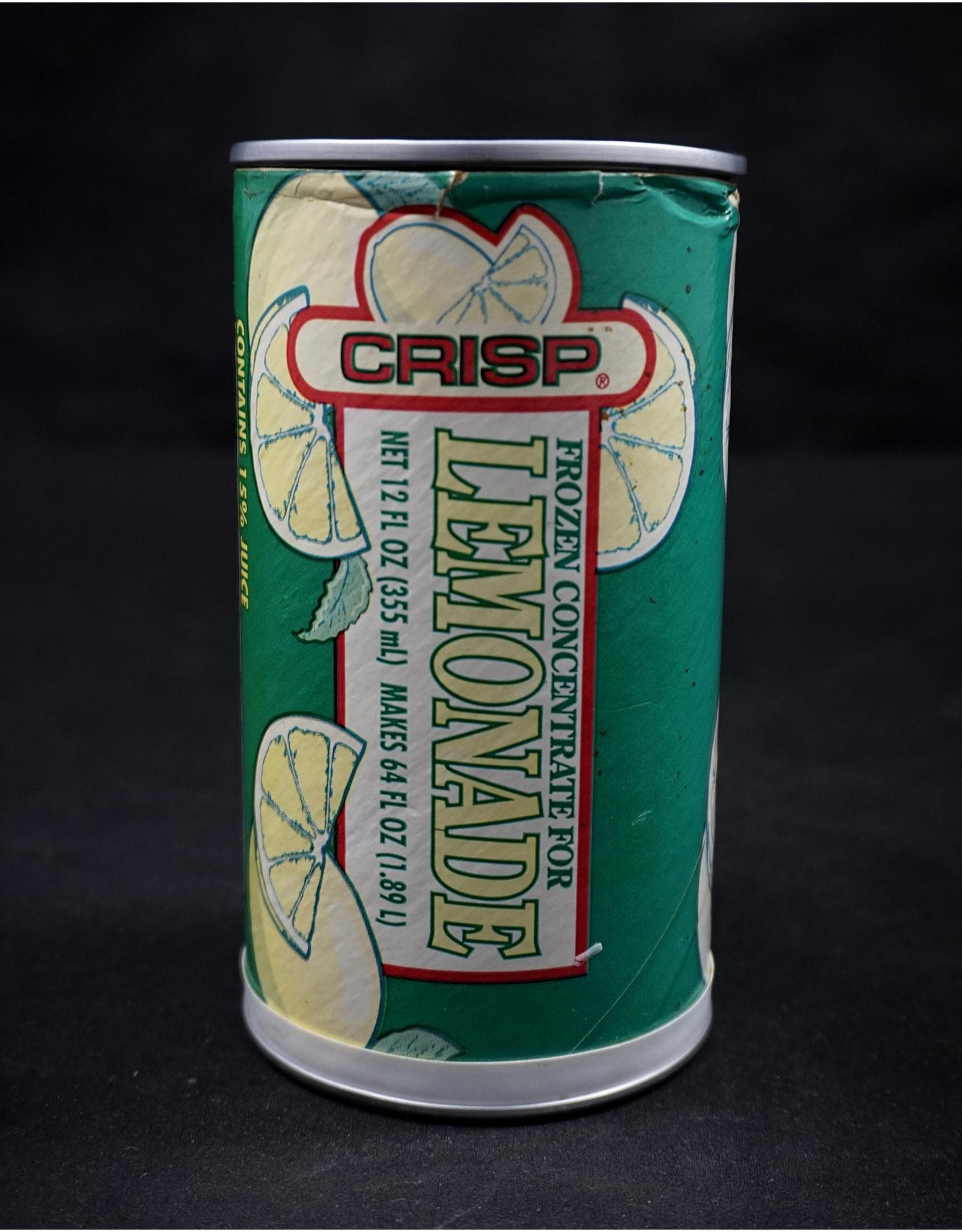 Crisp Lemonade Diversion Safe