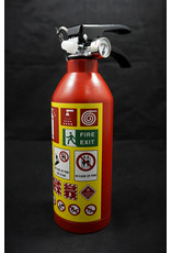 Fire Extinguisher Diversion Safe