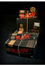 Raw Raw Black Papers KS Slim