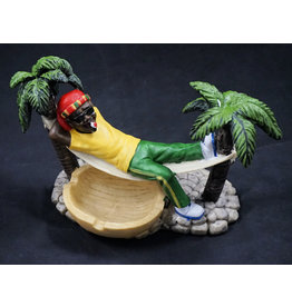 Rasta Man Ashtray - Hammock