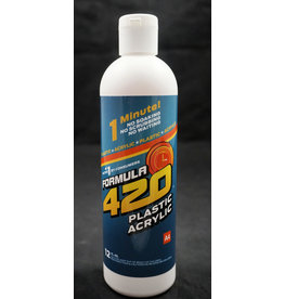 Formula 420 Plastic/Acrylic Cleaner 12oz