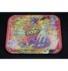 Ooze Ooze Biodegradable Rolling Tray Large - Universe