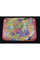 Ooze Ooze Biodegradable Rolling Tray Medium - Universe