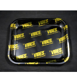 Vibes Papers VIBES Metal Rolling Tray - Allover Large