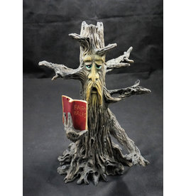 "Upright Poet Tree Man Stick & Cone 11"" Incense Burner"