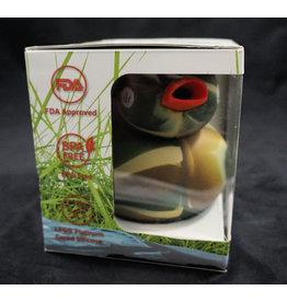 . Silicone Duck Waterpipe - Piecemaker Kwack Camo