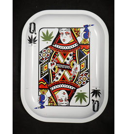 Kill Your Culture Kill Your Culture Rolling Tray - Small Queen of Concentrates