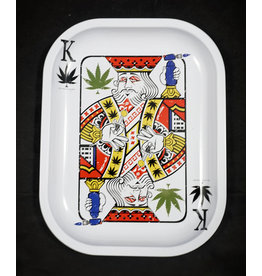 Kill Your Culture Kill Your Culture Rolling Tray - Small King of Concentrates