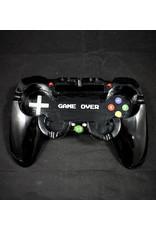 Game Remote Polyresin Ashtray - Black
