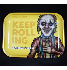 Clown Large Rolling Tray