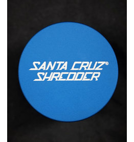 Santa Cruz Shredder 4pc Medium Matte Rasta Blue