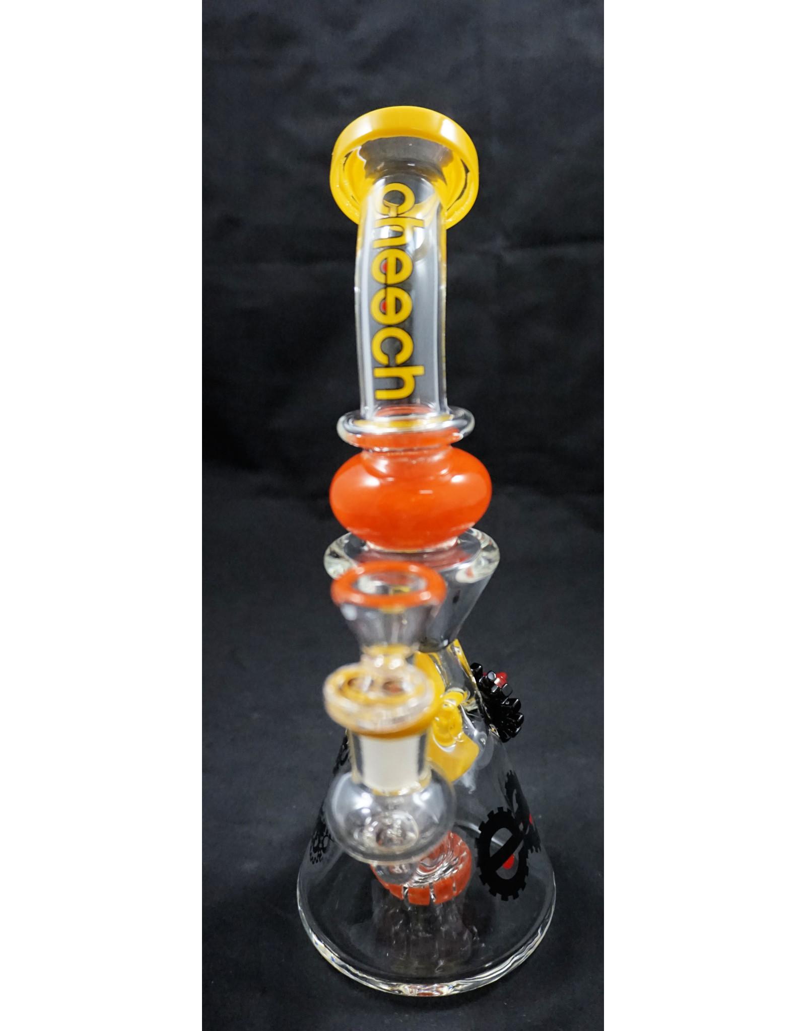 """Cheech Glass Cheech Glass Gear Rig 10"""""""