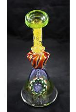 """Cheech Glass Cheech Glass Shower Head Rig 7"""""""