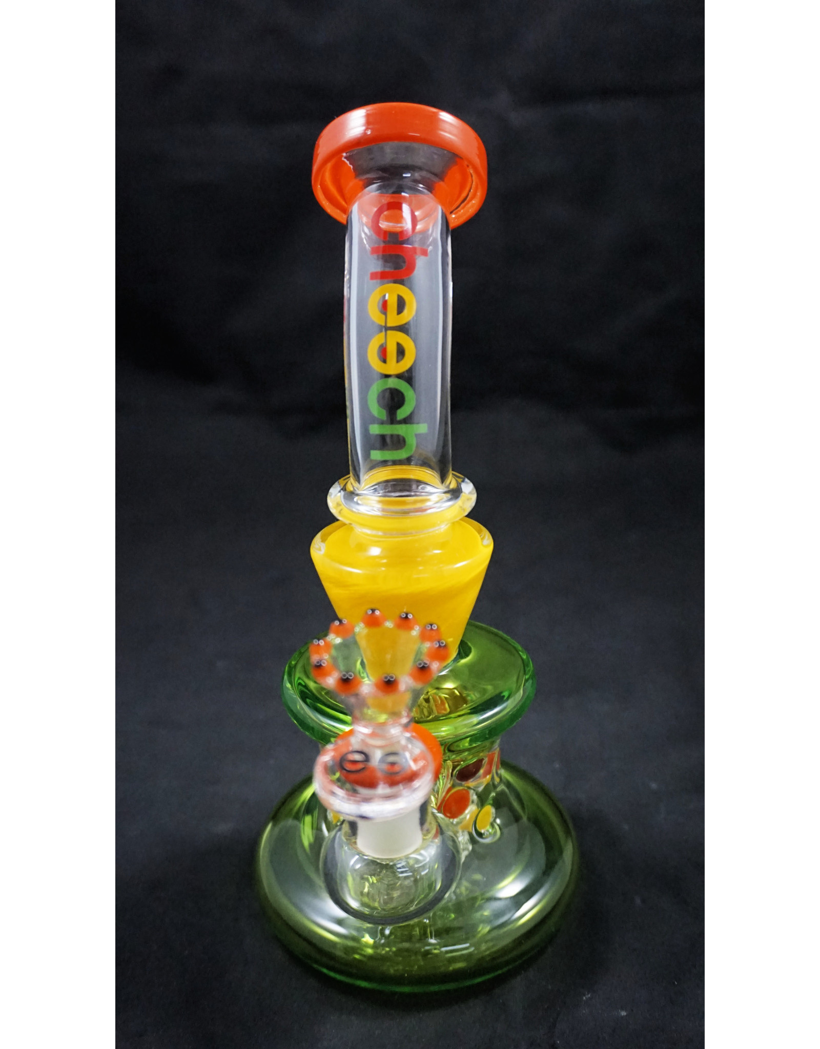 Cheech Glass Cheech Glass Shower Head Rig 8""