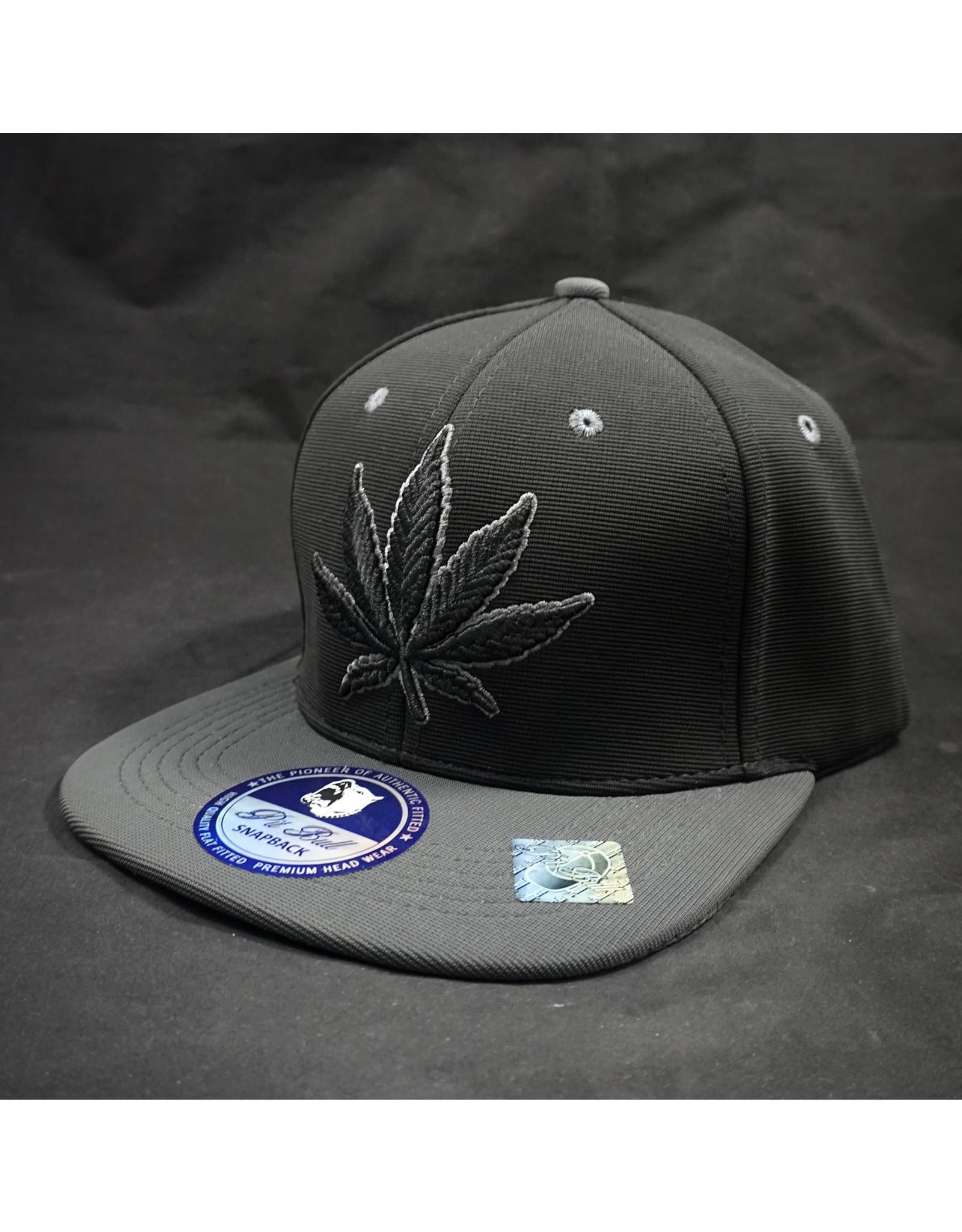 Leaf High Life 420 Black Hat