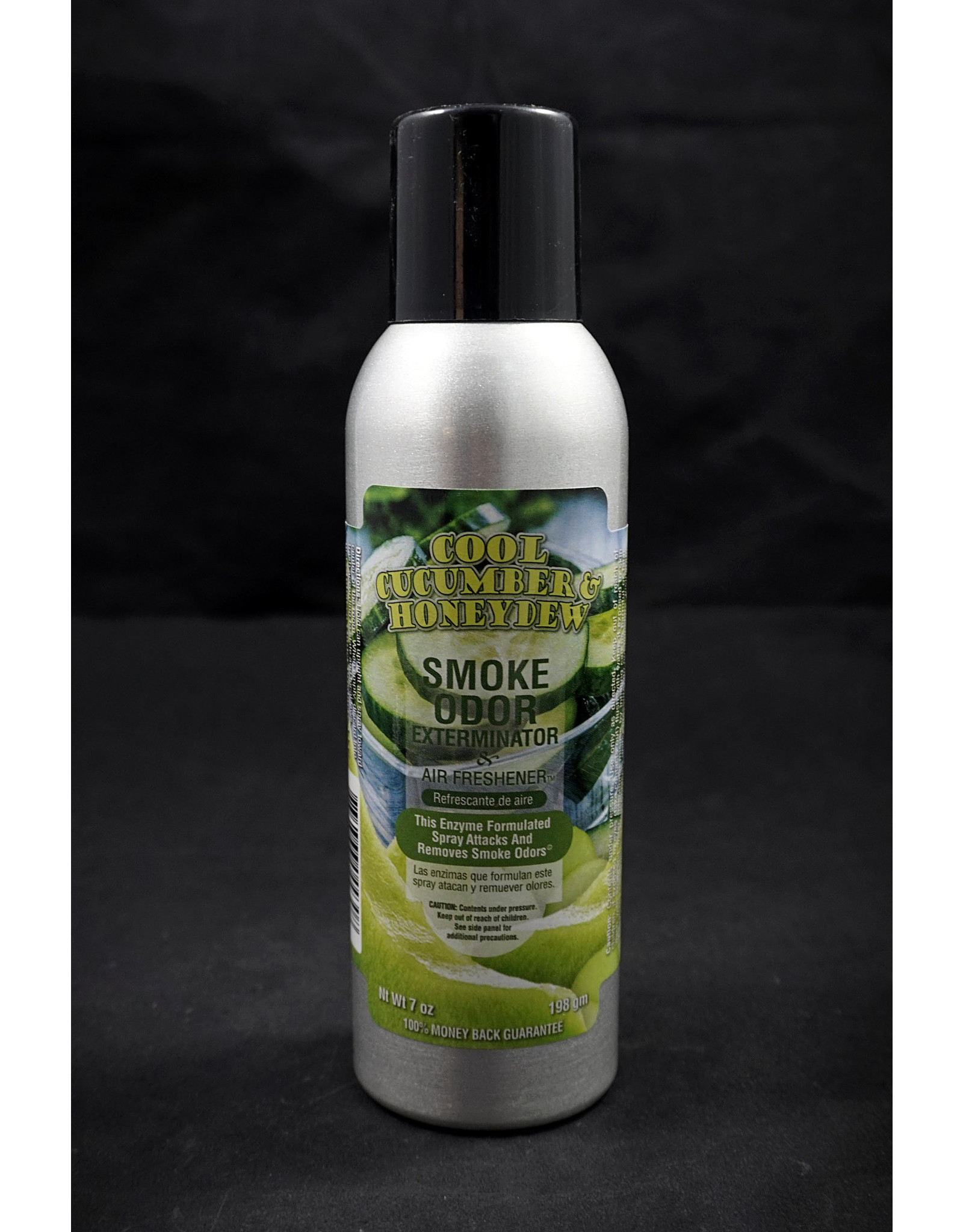 Smoke Odor Smoke Odor Air Freshener Spray - Cool Cucumber and Honeydew