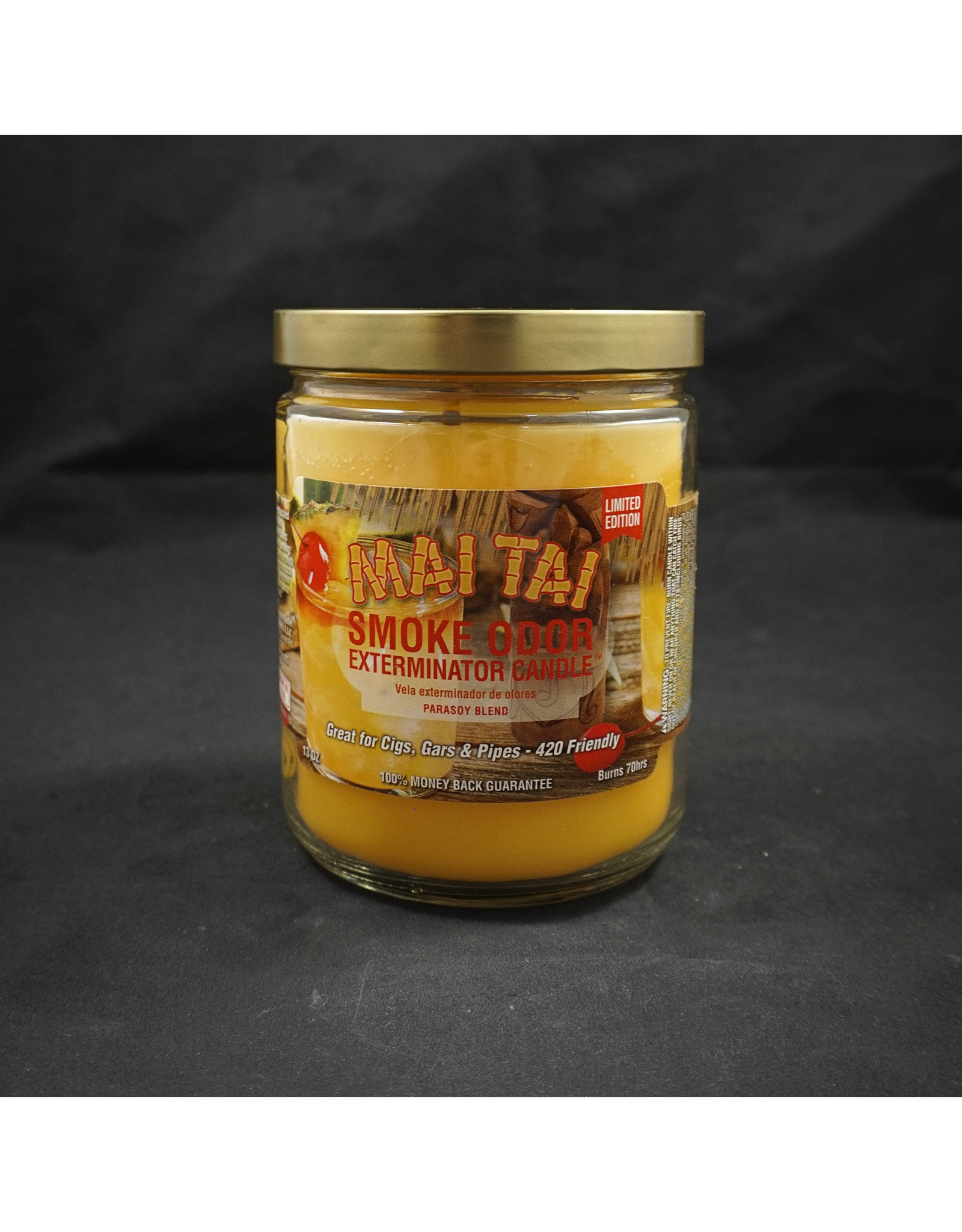 Smoke Odor Candle - Mai Tai