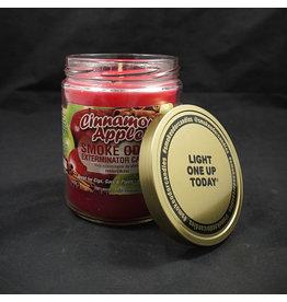 Smoke Odor Smoke Odor Candle - Cinnamon Apple