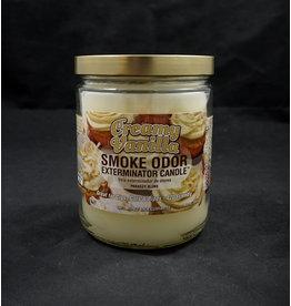 Smoke Odor Smoke Odor Candle - Creamy Vanilla