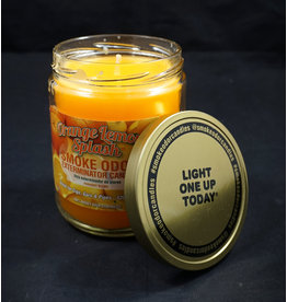 Smoke Odor Smoke Odor Candle - Orange Lemon Splash