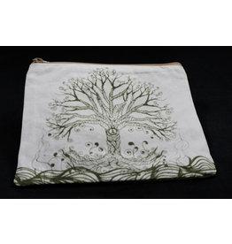 Tree Of Life Cosmetic Bag