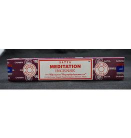 Satya Incense 15g Meditation